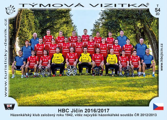 HBC Jičín 2016/2017
