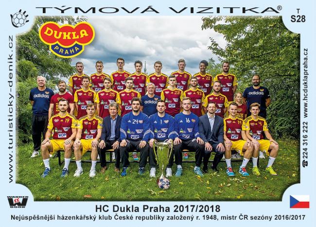 HC DUKLA PRAHA 2017/2018