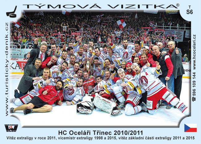 HC Oceláři Třinec 2010/2011