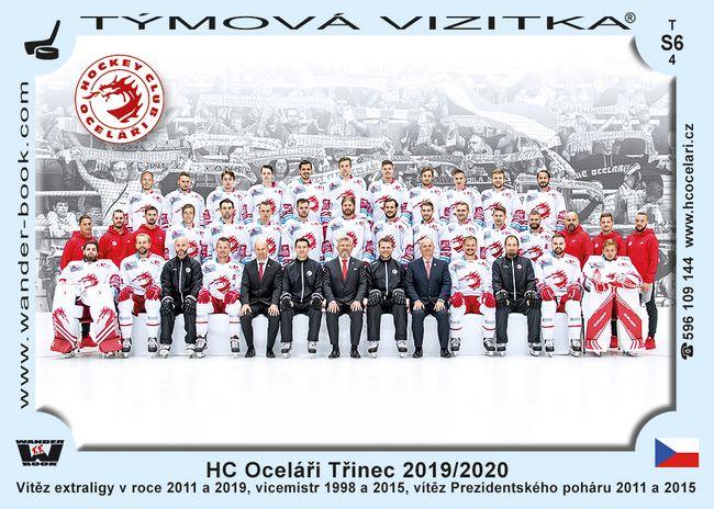 HC Oceláři Třinec 2019/2020