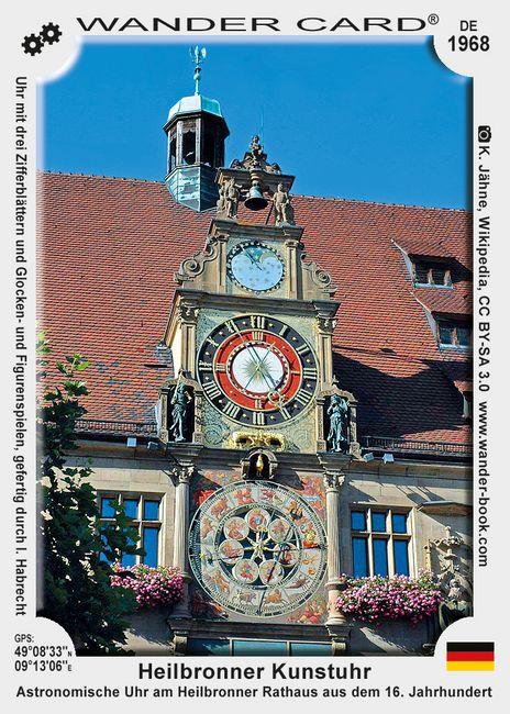 Heilbronner Kunstuhr
