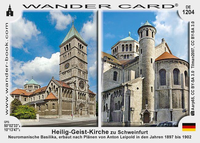Heilig-Geist-Kirche zu Schweinfurt
