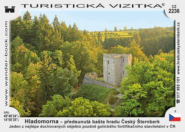 Hladomorna – předsunutá bašta hradu Český Šternberk
