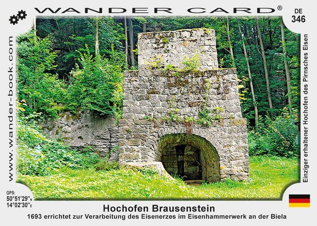 Hochofen Brausenstein