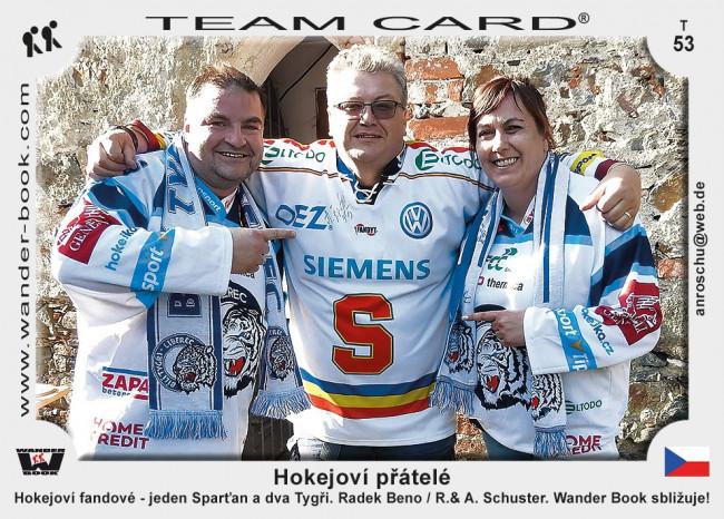 Hokejovi pratele