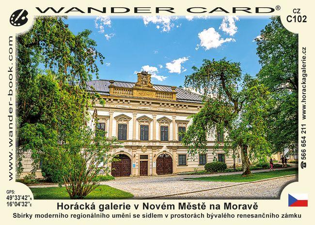 Horácká galerie v Novém Městě na Moravě
