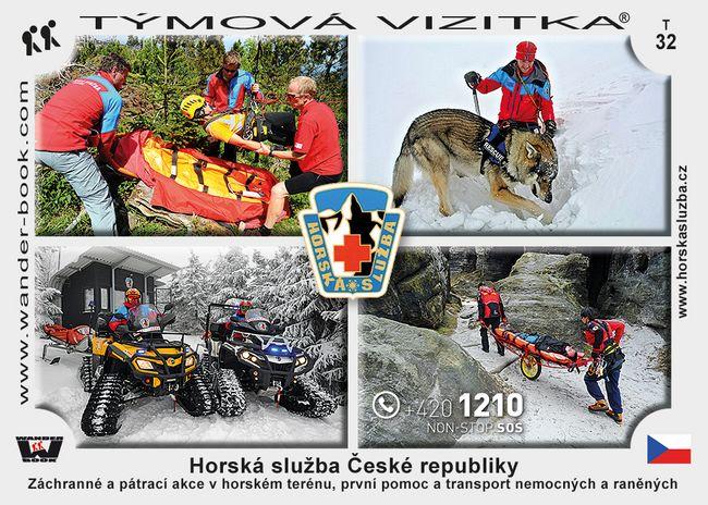 Horská služba České republiky