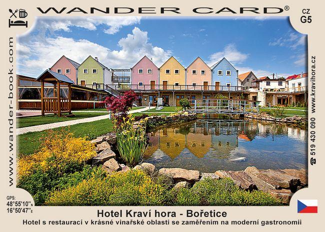 Hotel Kraví Hora - Bořetice