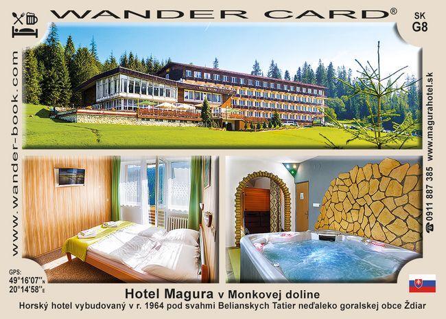 Hotel Magura v Monkovej doline