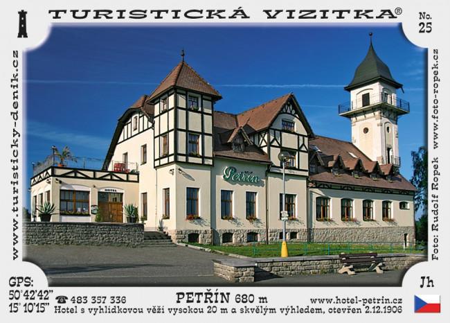 Hotel Petřín s rozhlednou