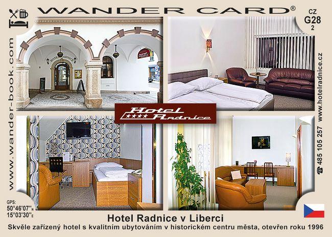 Hotel Radnice v Liberci