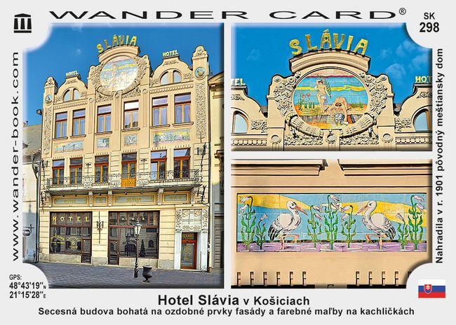 Hotel Slávia v Košiciach
