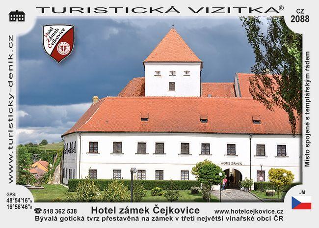 Hotel zámek Čejkovice