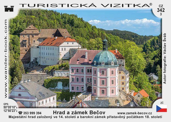 Hrad a zámek Bečov nad Teplou