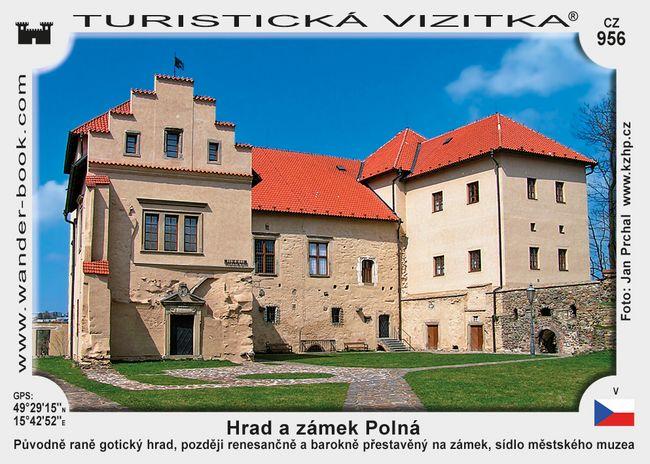 Hrad a zámek Polná