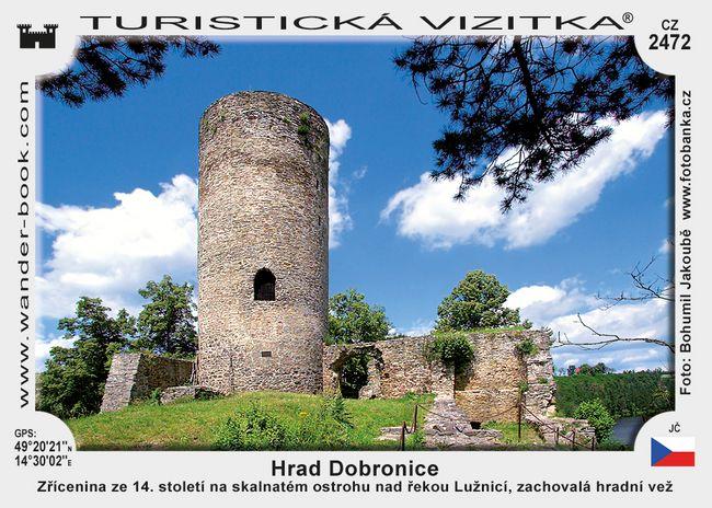 Hrad Dobronice