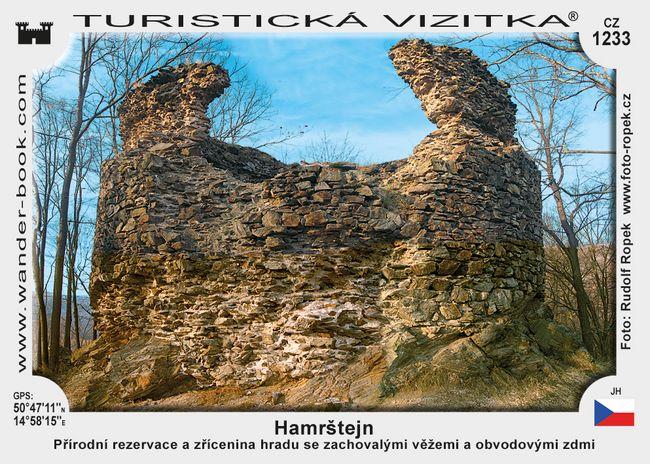Hrad Hamrštejn