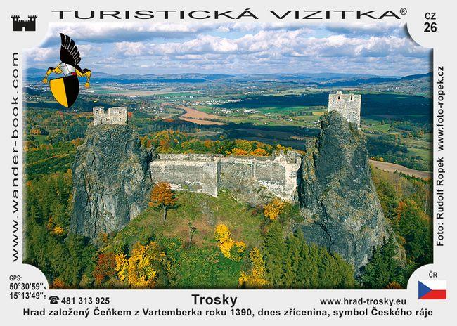 Hrad Trosky