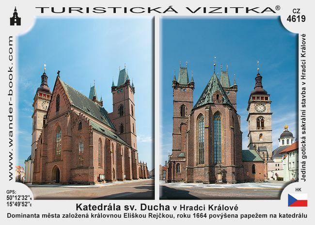 Hradec Králové katedrála