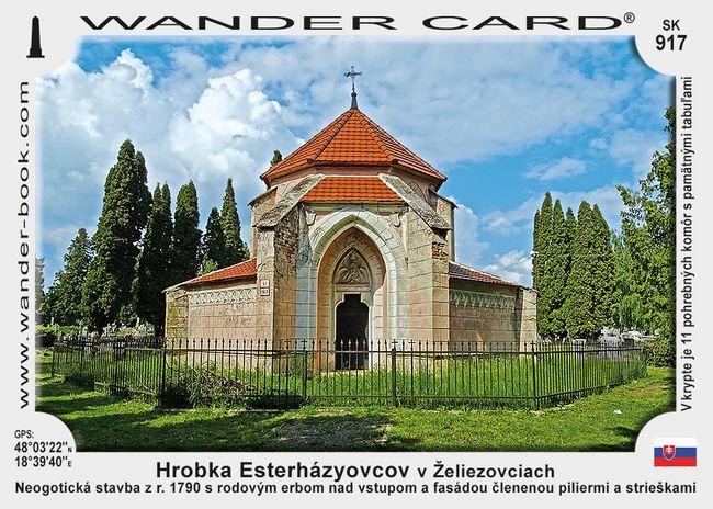 Hrobka Esterházyovcov v Želiezovciach