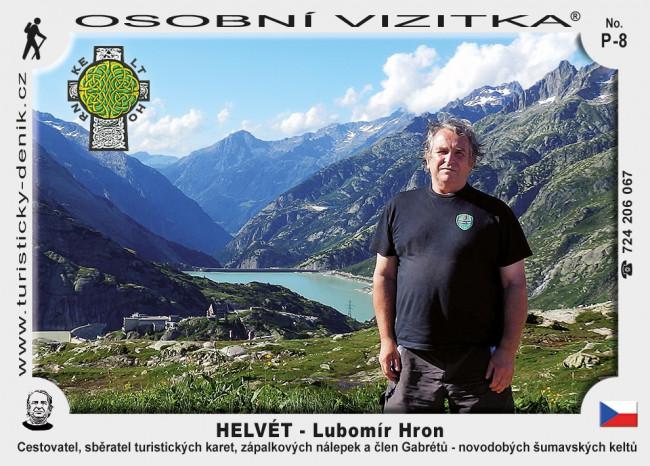 Lubomír Hron – HELVÉT