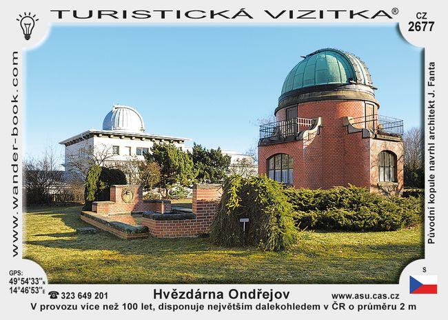 Hvězdárna Ondřejov