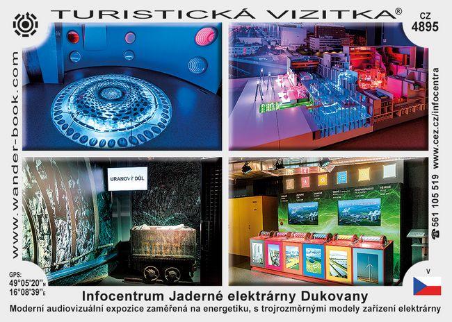 Infocentrum Jaderné elektrárny Dukovany