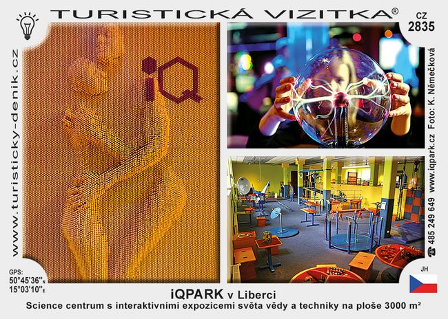IQpark v Liberci