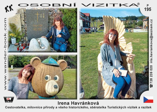 Irena Havránková