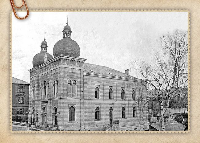 Jablonecká synagoga