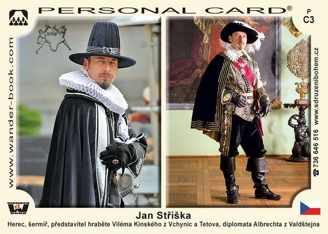 Jan Stříška