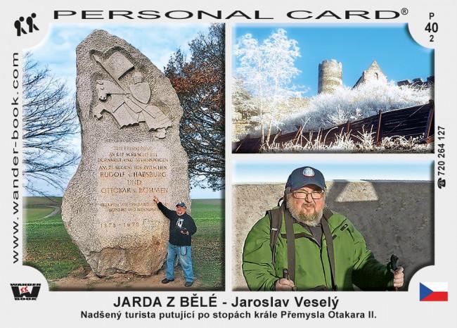 JARDA Z BĚLÉ - Jaroslav Veselý