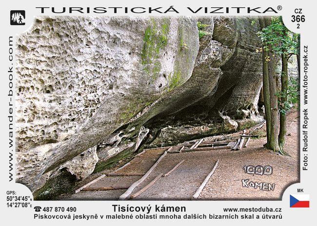 Jeskyně Tisícový kámen