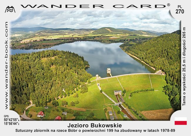 Jezioro Bukowskie
