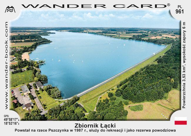 Jezioro Łąka w Pszczynie