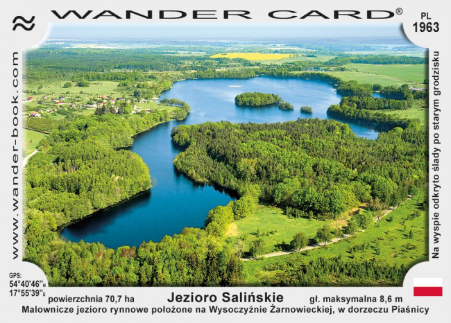 Jezioro Salińskie