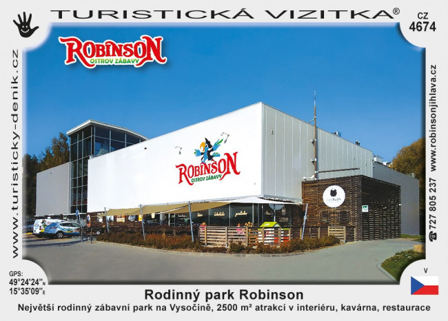 Rodinný park Robinson