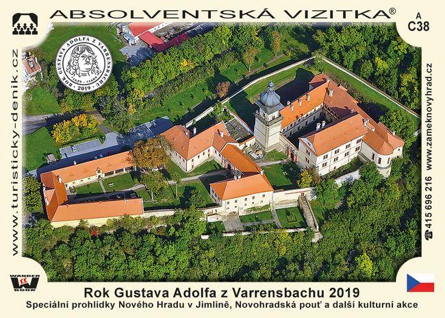 Rok Gustava Adolfa z Varrensbachu 2019