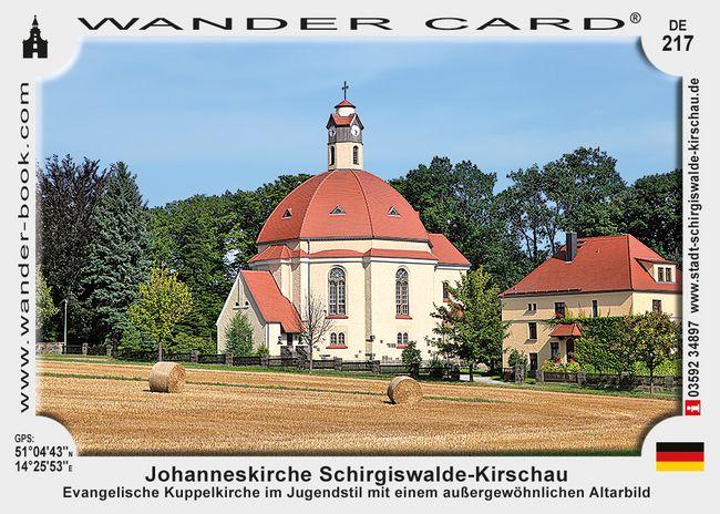 Johanneskirche Schirgiswalde-Kirschau