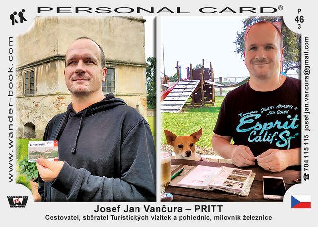 Josef Jan Vančura – PRITT