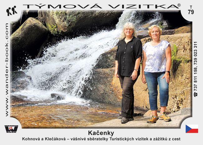 Kačenky
