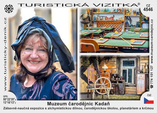 Kadaň muzeum čarodějnic