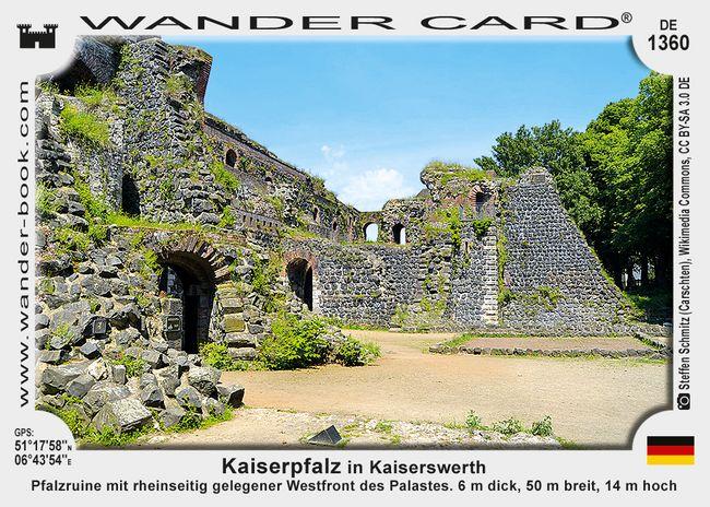 Kaiserpfalz in Kaiserswerth
