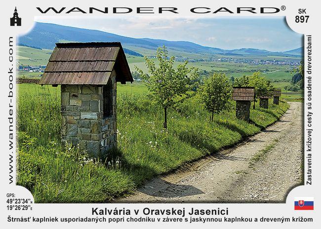 Kalvária v Oravskej Jasenici