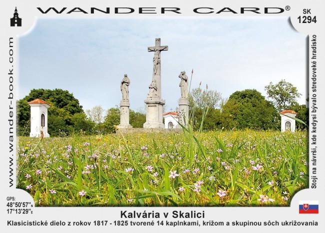 Kalvária v Skalici