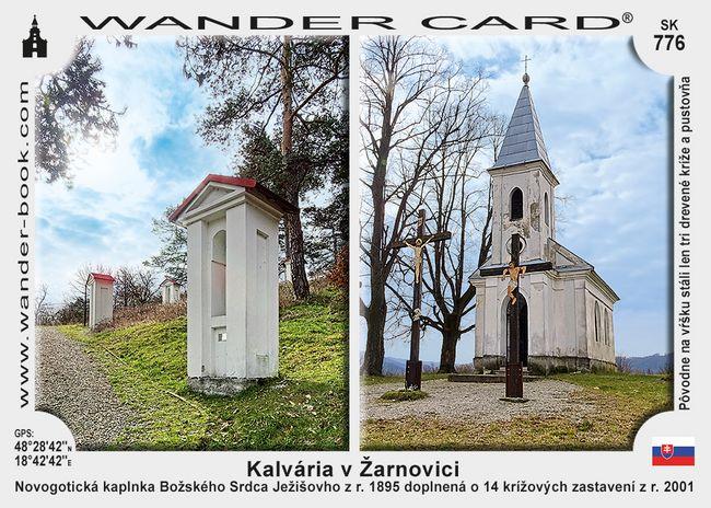 Kalvária v Žarnovici