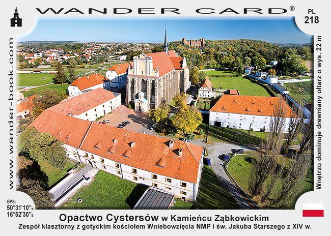 Kamieniec Ząbkowicki opactwo