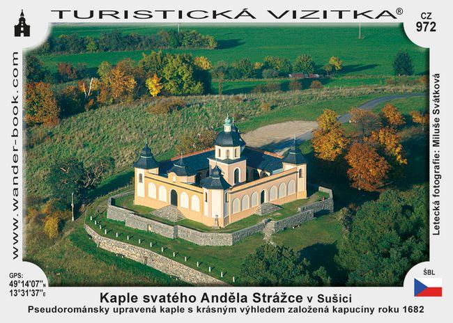 Kaple sv Anděla Strážce v Sušici