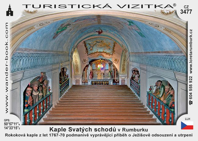 Kaple Svatých schodů v Rumburku