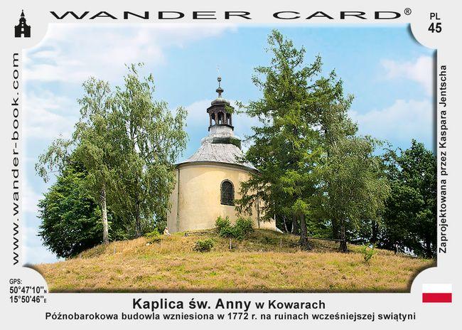 Kaplica św Anny w Kowarach